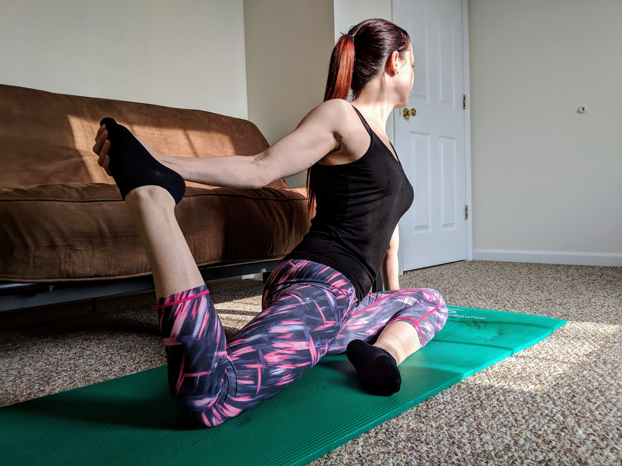 I did 365 days of yoga and lived to tell about it